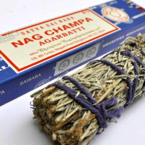 Incense and Smudge sticks